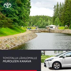 Muroleen kanava Ruovedellä on kaunis perinneympäristö, jossa voit nauttia järviluonnosta, seurata vedenpinnan muutoksia sulkupor...