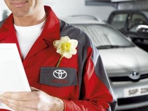 Toyota huoltovarauksen ja Tammer-Auton ajanvarausjärjestelmässä on häiriö, jota tutkitaan parhaillaan. Järjestelmän kautta tehdyt ajanvaraukset eivät kulkeudu meille. Sillä välin voitte varata huollon puhelimitse numerosta: 03 2440 3500 tai sähköpostitse: huolto.tammerauto@toyotatampere.fi. Pahoittelemme tästä aiheutuvaa ylimääräistä vaivaa.